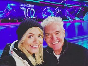 One Dancing On Ice Star Has Already Quit The Show