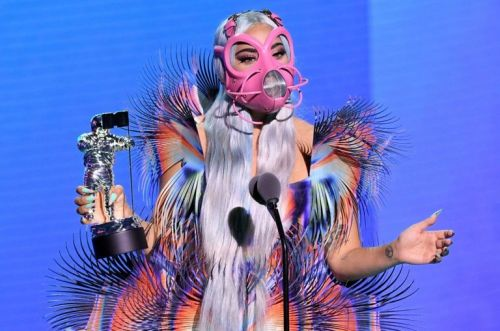 The only looks you need to see from the 2020 VMAs