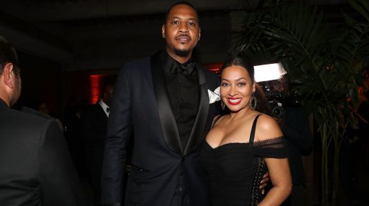 La La Anthony Gets Real About Marriage: It's 'Tough' When 'You've Been With Somebody So Long'
