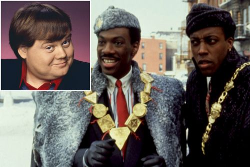 Eddie Murphy, Arsenio Hall forced to put white actor in 'Coming to America'