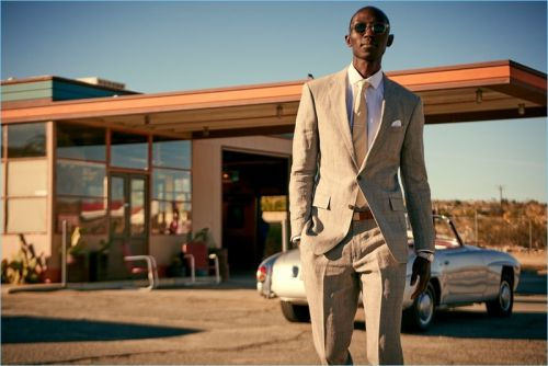 29 Palms Highway: Todd Snyder Highlights Spring '18 Suits