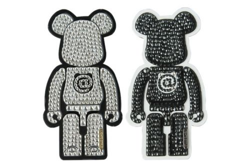 Medicom Toy Is Dropping BE RBRICK Decoration Stickers