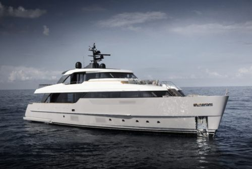 Sanlorenzo SD96 Luxury Motor Yacht Doubles Up in Asia