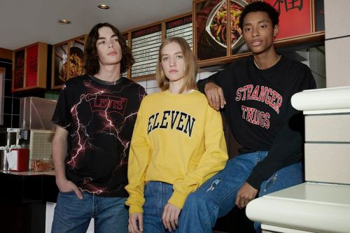 Levi's Celebrates 'Stranger Things' Season 3 With 1985-Inspired Capsule Collection