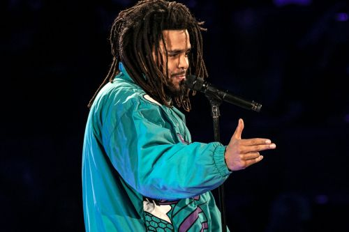J. Cole Teases New Tracks During All-Star Weekend Dreamville Show