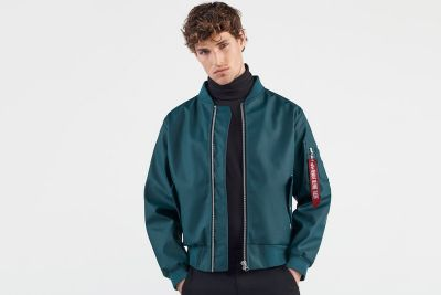 Alpha Industries and Stutterheim Combine Their Outerwear Expertise for a New Capsule Collection