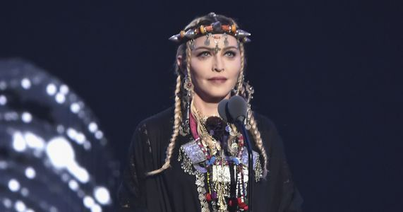 People Did Not Like Madonna's Tribute to Aretha Franklin at Last Night's VMAs