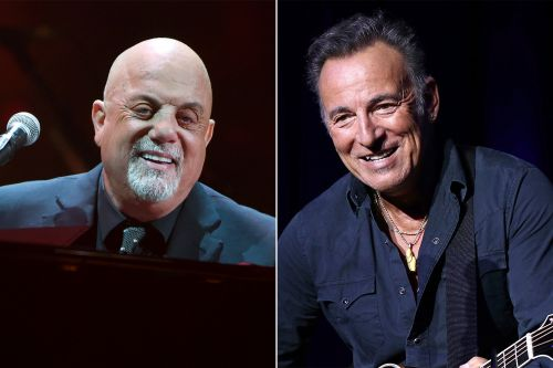 Springsteen surprises audience at Billy Joel's 100th MSG show