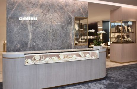 Cellini Re-Opens Flagship Store on Park Avenue