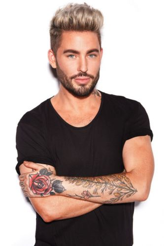 Alterna Celebrity Stylist Andrew Fitzsimons' Tattoos Are All Love