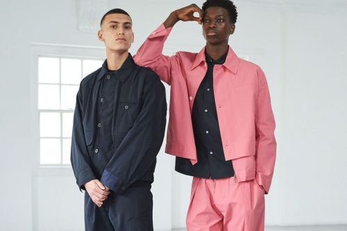 Studio Nicholson SS20 Thoughtfully Tweaks British Style Staples