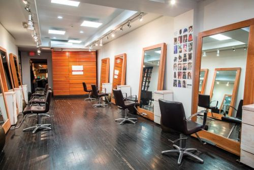 The Architeqt Salon and Gallery Doubles as a Hair Mecca and Event Space