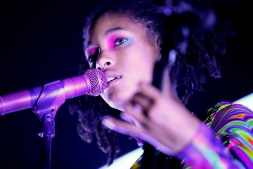 Willow Smith Rocks Out on New Album 'lately I feel EVERYTHING'
