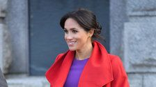Meghan Markle Just Made A Big Announcement About Her Due Date