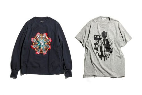 Engineered Garments Drop Graphic-Heavy Exclusives at Isetan Shinjuku