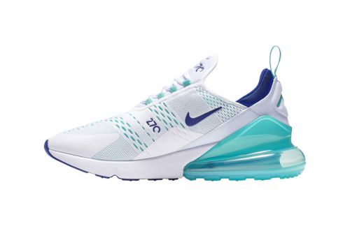 "Nike Air Max 270 Cools Down With ""Hype Jade"" Colorway"