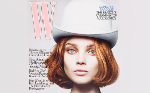 W Magazine sells to Surface Media, editor-in-chief steps down