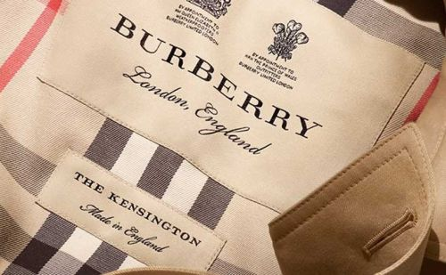 Self-destructive behaviour: Burberry not alone