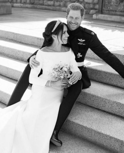 Meghan Markle and Prince Harry's Official Wedding