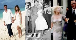 The 7 Sexiest Celebrity Brides of All Time
