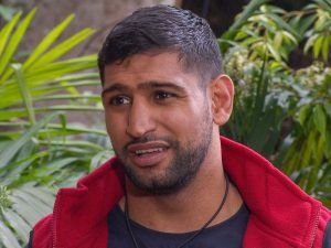 People Think That Amir Was Hiding Something On Last Night's I'm A Celeb