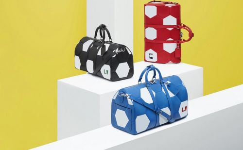 Louis Vuitton and FIFA collaborate for 2018 World Cup