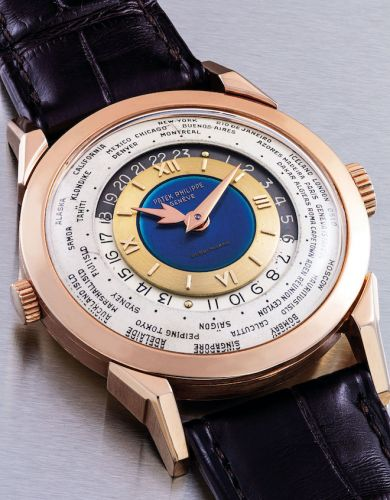 Patek Philippe ref 2523/1 with guilloché dial to fetch top bids at Geneva Watch Auction XII