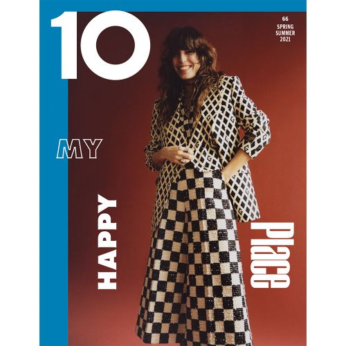 Lou Doillon Wears Gucci for the Fifth Cover of Issue 66
