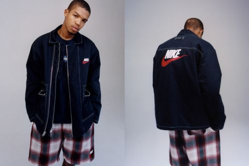 Supreme x Nike FW18 Collection