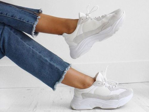 3 Ways To Wear Topshop's Best-Selling Chunky Trainers