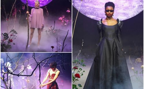 Alistair James cements its aesthetic with 'Sisters of The Moon' at LFW AW18
