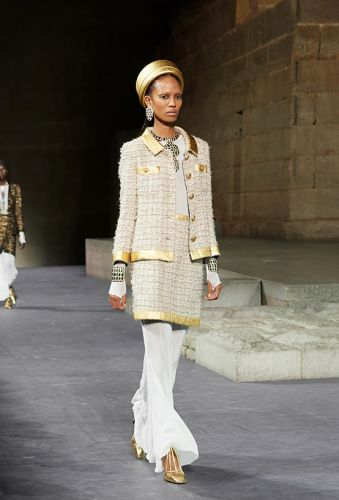 Our Fave Looks From the Chanel Métiers d'Art Show