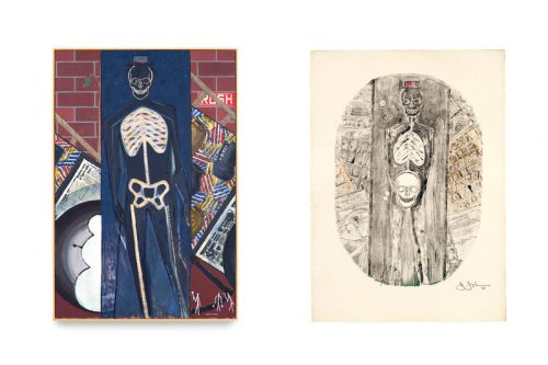 Jasper Johns Unveils Dynamic Paintings & Works on Paper for NYC Exhibition