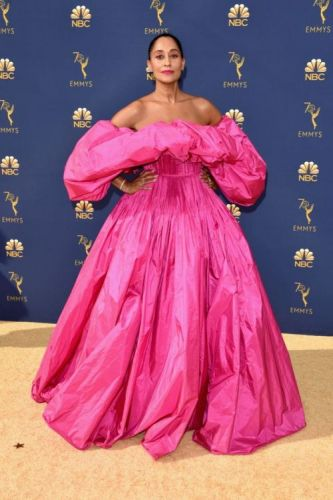The Best Dressed at the 2018 Emmy AwardsFrom feathers to every
