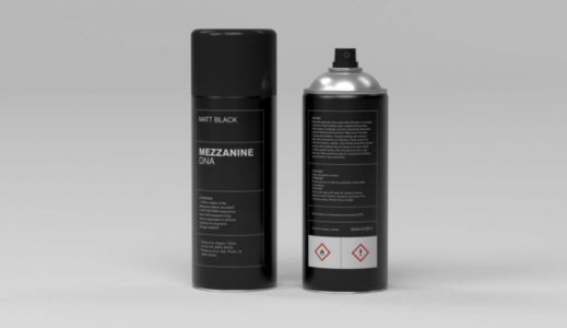 MASSIVE ATTACK'S MEZZANINE REMASTERED IN AEROSOL