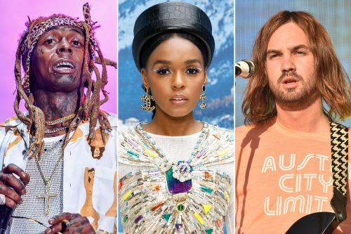 Lil Wayne, Janelle Monae and Tame Impala to join Ariana Grande at Lollapalooza