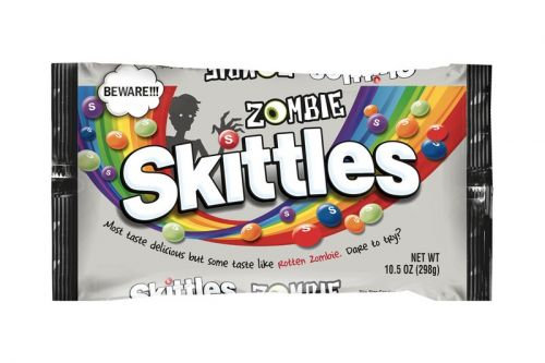 These New Zombie Skittles are Haunting Everyone's Tastebuds