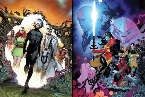 Marvel Entertainment's Mysterious Tweet May Involve Rebooting the X-Men