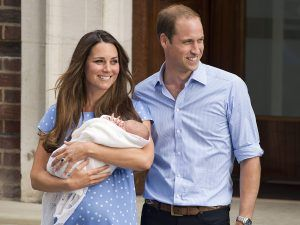 Is This Proof We'll Get To See Kate Middleton And Her New Son Today?