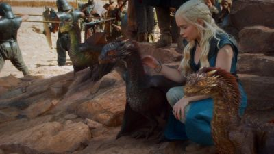 A Dragon Just Died on 'Game of Thrones' and Surprisingly That Wasn't the Worst Part