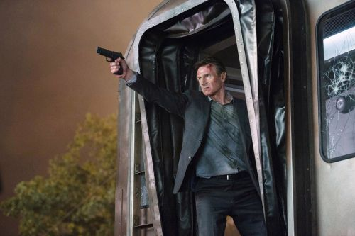 Liam Neeson: I'm retiring from ass-kicking before I need a walker
