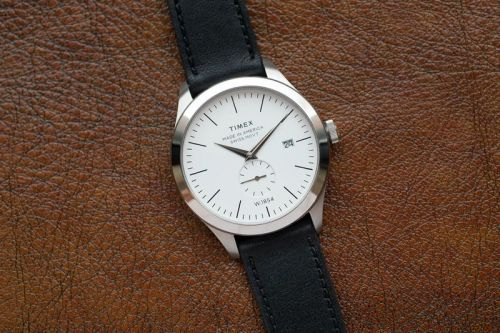 Timex Celebrates Its American Heritage With New American Documents Line