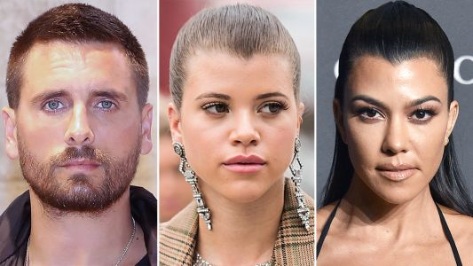 Sofia Richie Still Feels Like 'The Third Wheel' To Scott Disick And Kourtney Kardashian