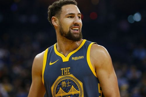 Klay Thompson Is Reportedly Joining 'Space Jam 2' Cast