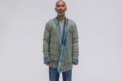 Greg Lauren's New Army-Inspired Kimono Is Now Available for $1,720 USD