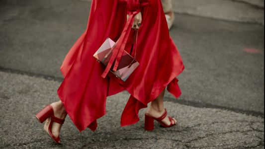 27 Pairs of Bright Red Shoes to Spice Up Your Fall Wardrobe