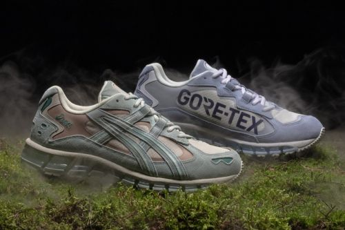 ASICS Reinforces the GEL-Kayano 5 360 With Resilient GORE-TEX