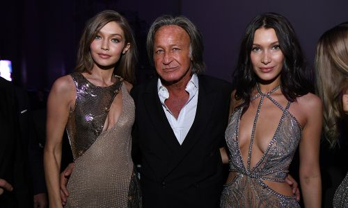 Gigi and Bella Hadid's Dad Mohamed Accused of Rape - Model Files Police Report