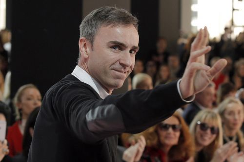 American Folk Art Museum to Honor Raf Simons for Calvin Klein Quilts
