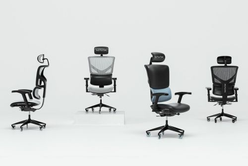 Mavix's High-End Gaming Chairs Look Nothing Like Gaming Chairs